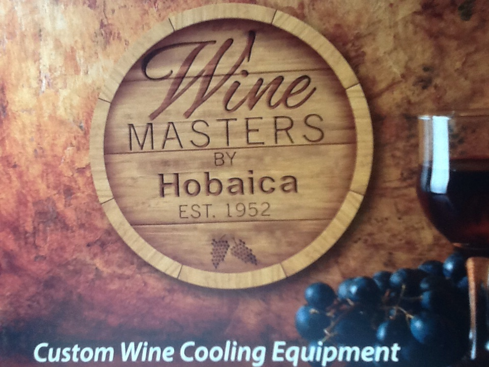 Gold Canyon, AZ - Perform start up on new installation of custom wine cellar refrigeration system. Thank you for your continue trust in Hobaica Services in your wine system needs