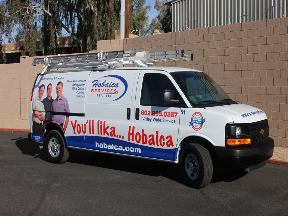 Buckeye, AZ - Performed maintenance on split system. Replace capacitor, flow test condensate drain, clean coil