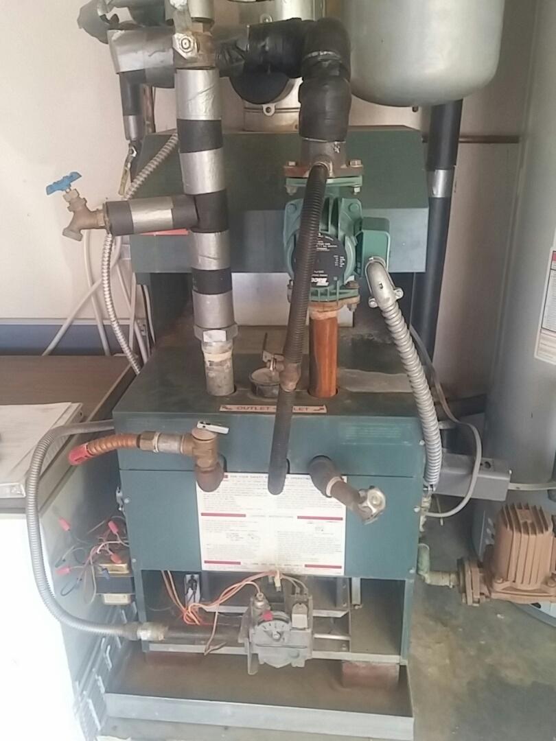 Albuquerque, NM - Boiler repair