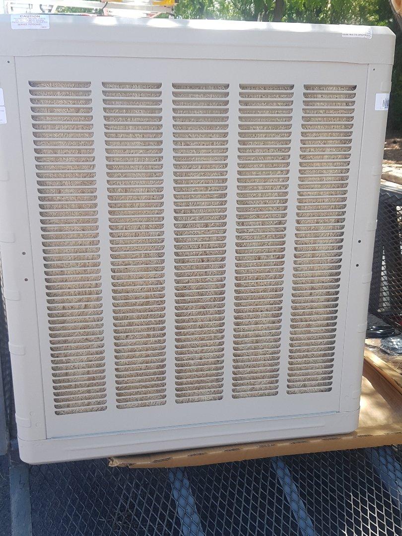 Albuquerque, NM - Swamp cooler replacement