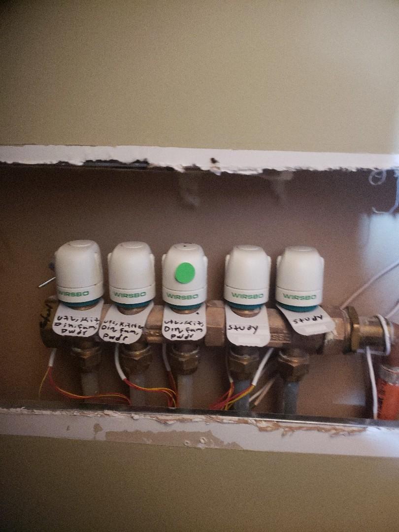 Rio Rancho, NM - Boiler Zone Valve Inspection .