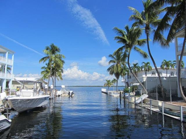 Upgrading security at a customers Key Largo getaway