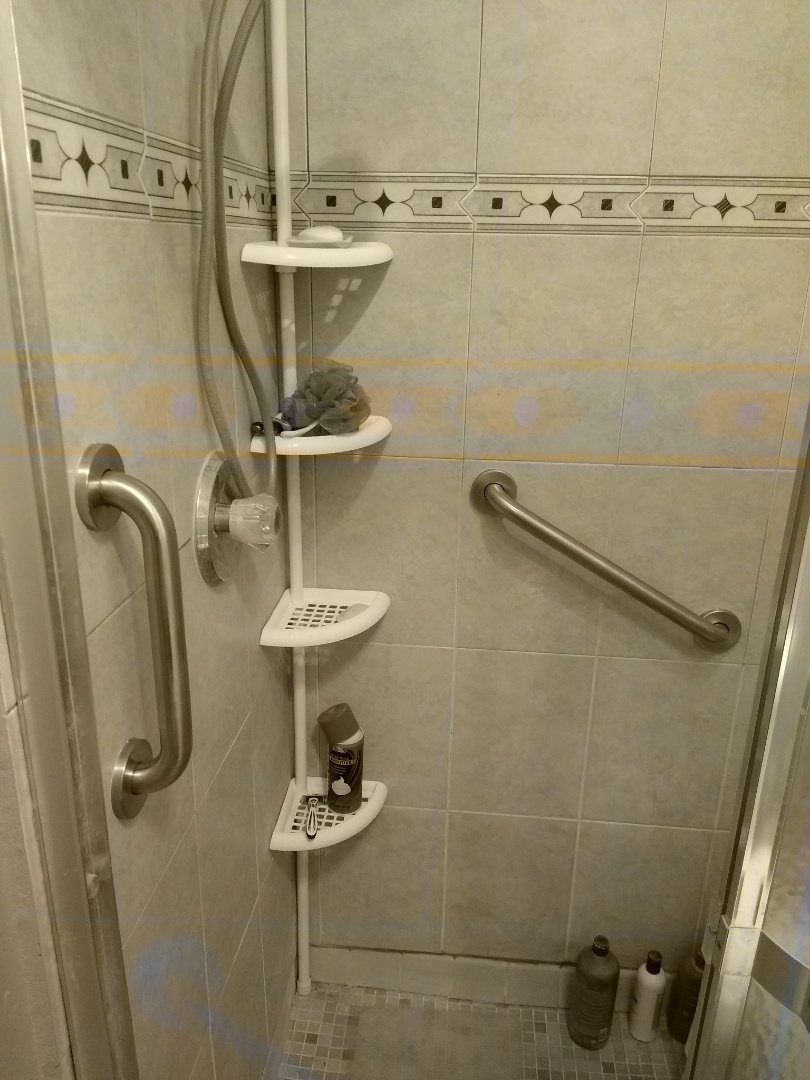 Tucson, AZ - Installed client provided safety grab bars.
