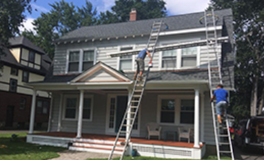 Windsor, CT - If you need a Roofing Contractor, Roof Repair, Roof Estimate or Roof Replacement - contact Northeast Gutters & Remodeling! We are the best roofing contractors in town!