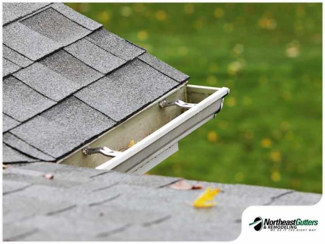 Barkhamsted, CT - Roof Inspection and Roof Repair for client who needed their Roof Renovated. Also, Gutter Cleaning and Gutter Maintenance performed for the fall season!