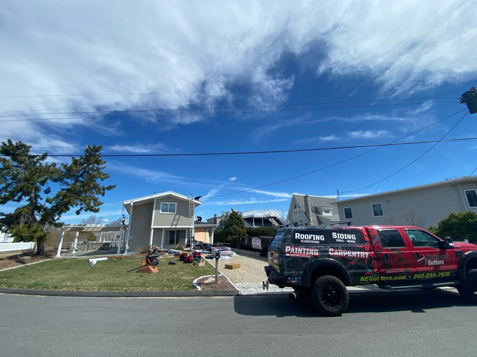 Westbrook, CT - New Roof going in