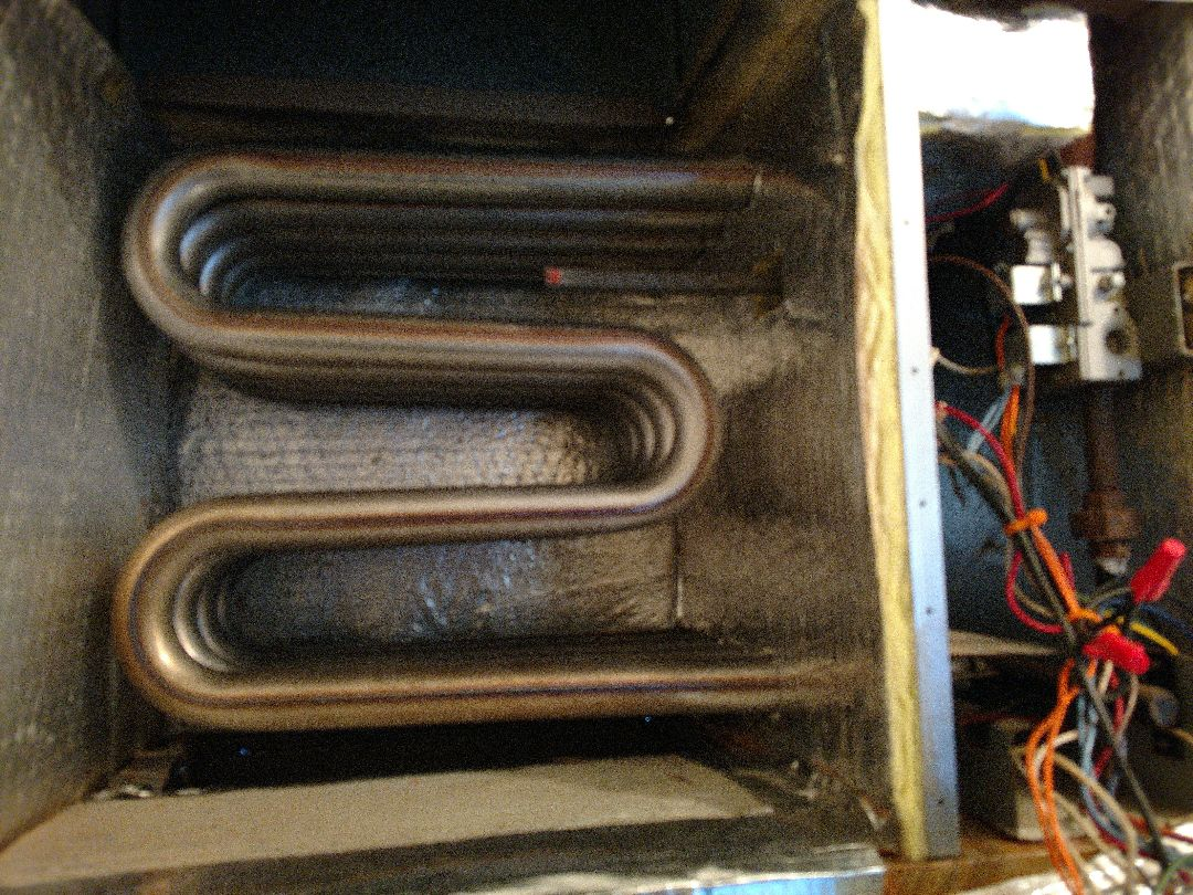 Racine, WI - Replacement heat exchanger on MagicPak