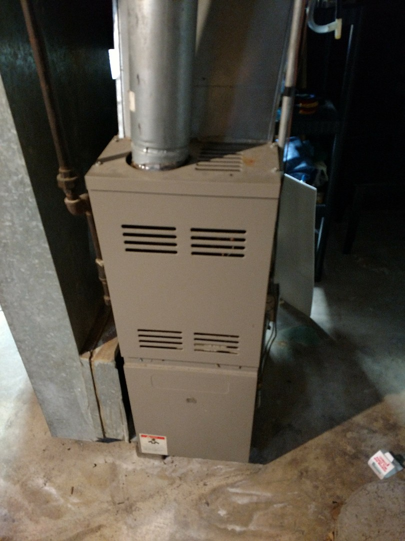 Kenosha, WI - Performed repair on Goodman furnace