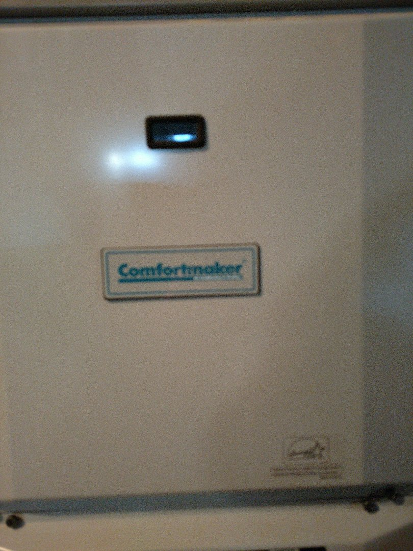 Kenosha, WI - Performed repair on Comfortmaker high efficiency furnace
