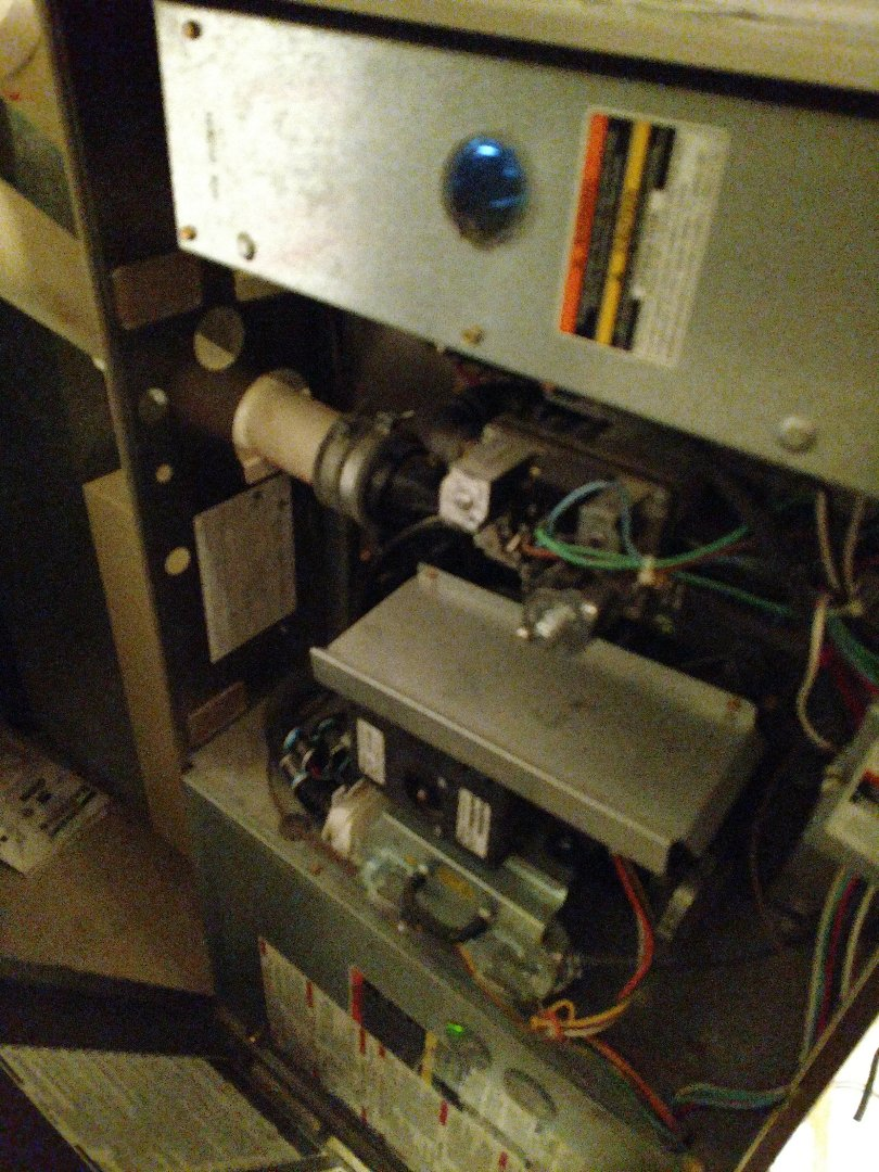 Kenosha, WI - Performed repair on Bryant high efficiency furnace