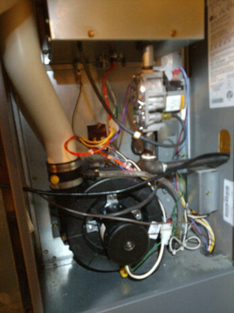 Kenosha, WI - Performed repair on Armstrong high efficiency furnace