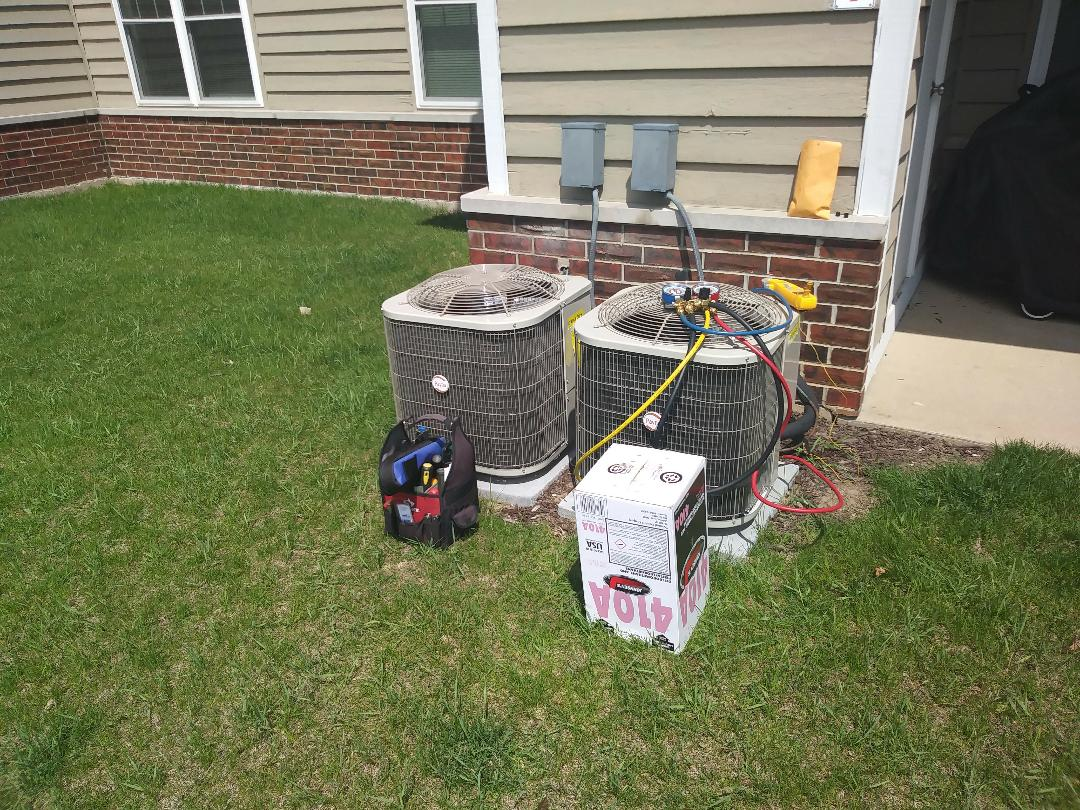 Franklin, WI - A/C start ups payne units