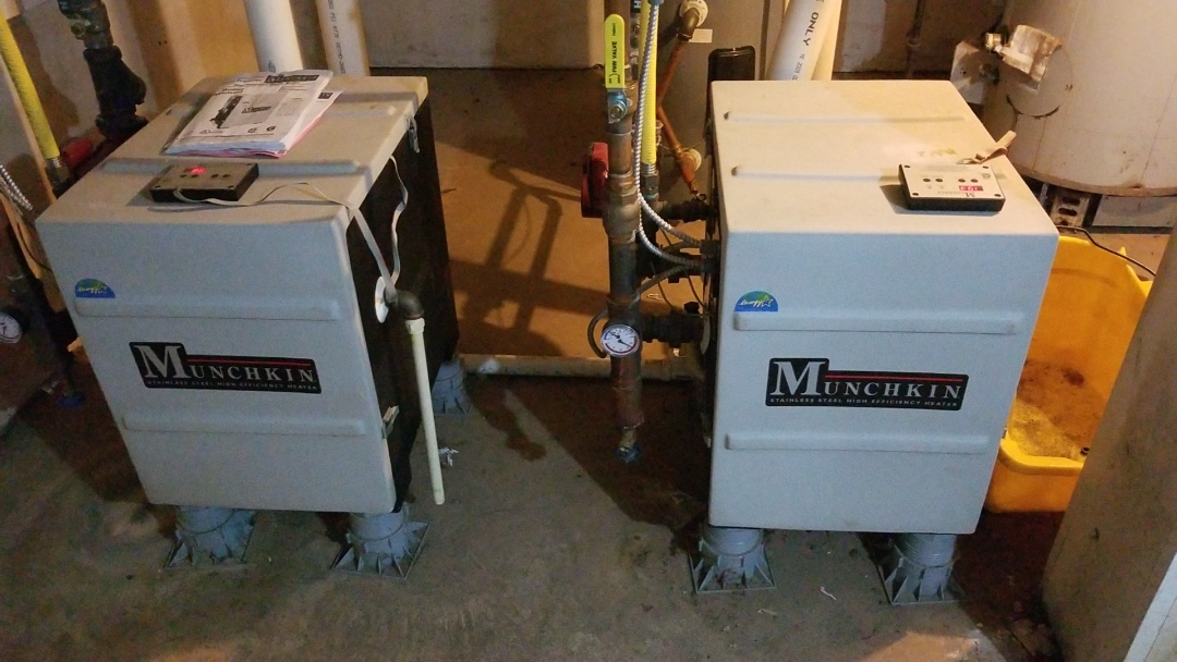 Shorewood, WI - Heating system repair Muchkin Boilers