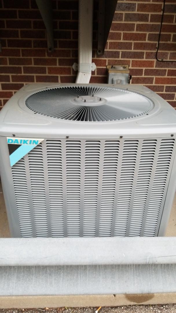 Waukesha, WI - Cooling repair Daikin AC
