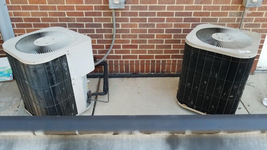 Waukesha, WI - Ac maintenance goodman air conditioner