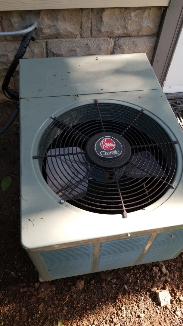 Shorewood, WI - Ac repair Rheem Air conditioner