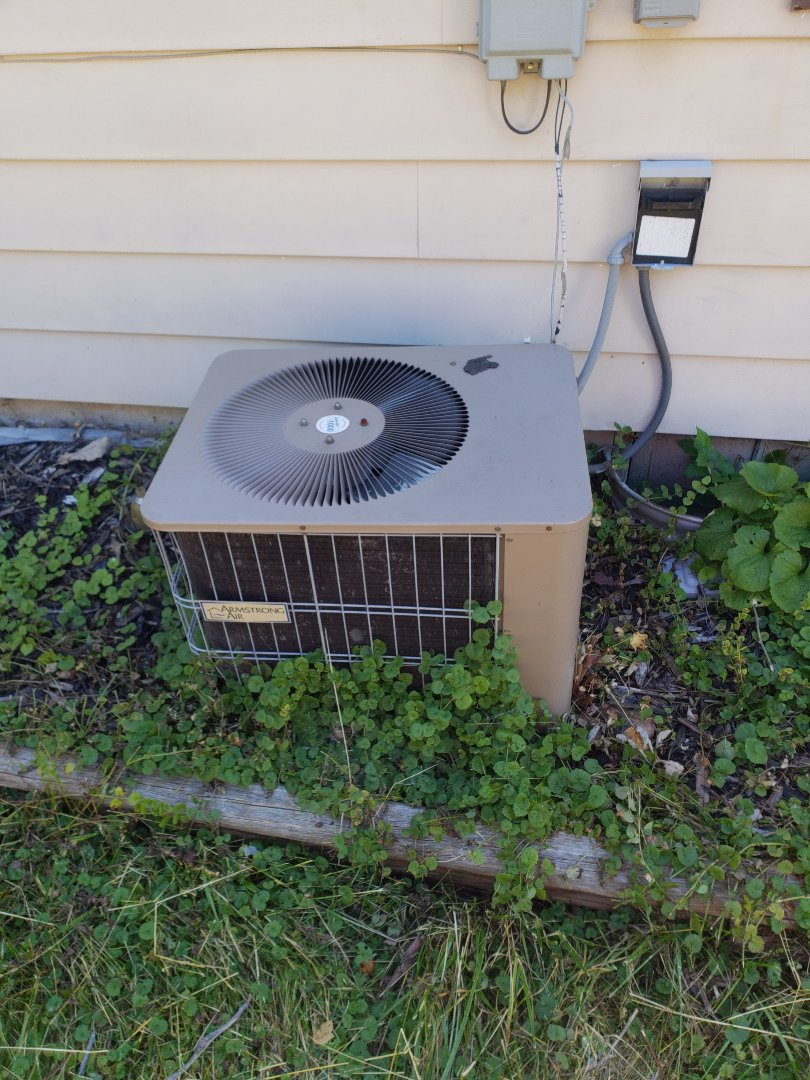 Milwaukee, WI - Ac and furnace replacement estimate on Armstrong air