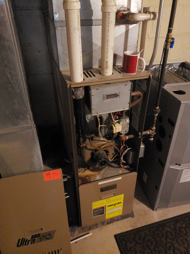 Milwaukee, WI - Estimate to replace high efficient furnace