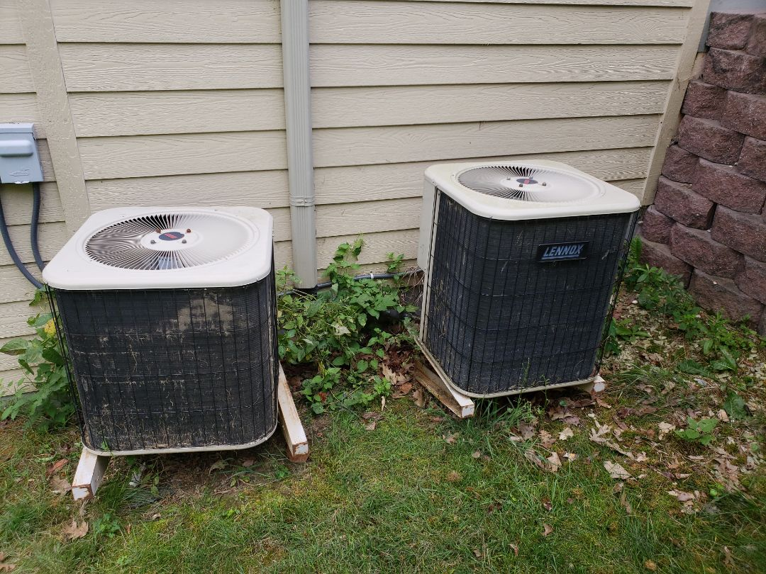 Franklin, WI - Estimate to replace Lennox Air Conditioners