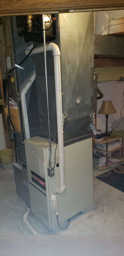 Franklin, WI - Estimate to replace Bryant Furnace with American standard high efficient furnace