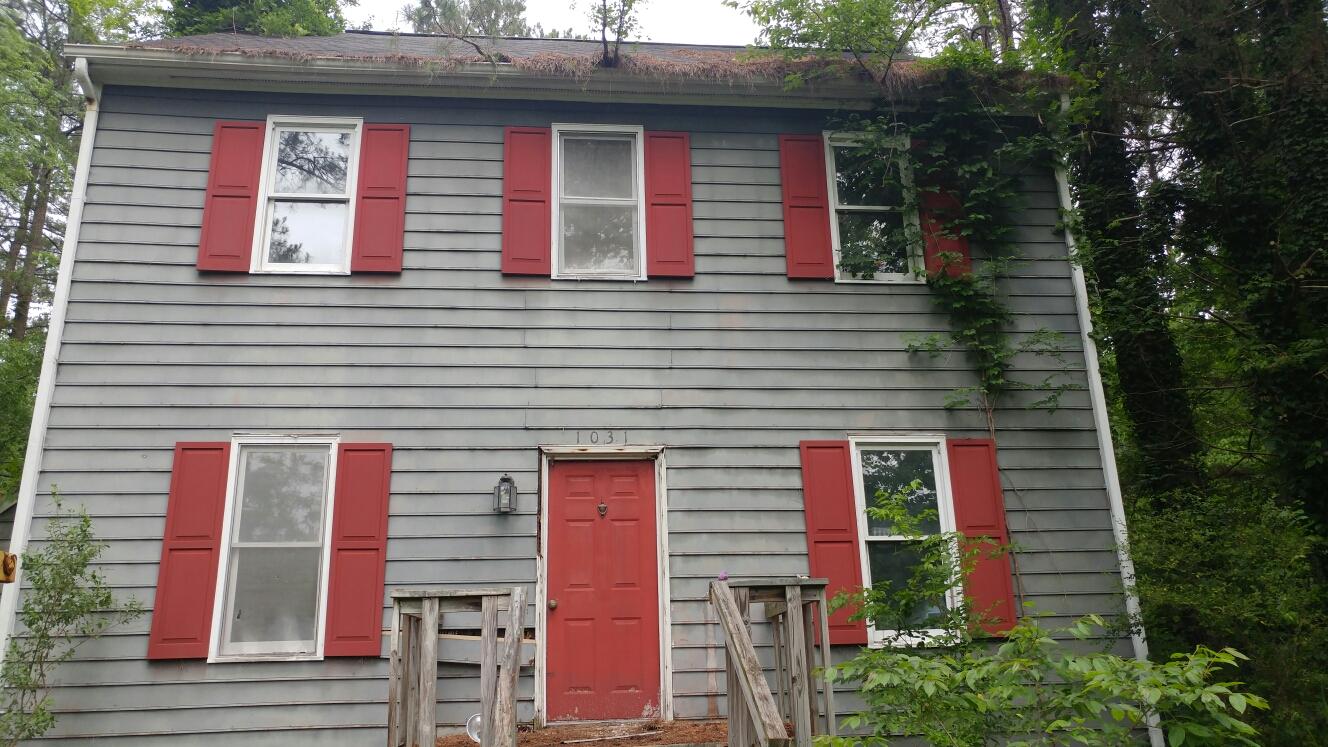 Wake forest nc windows siding energy catchers - Exterior window trim vinyl siding ...