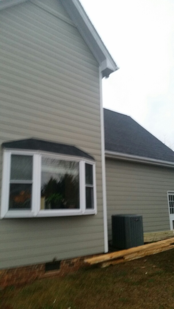 Holly springs nc windows siding energy catchers