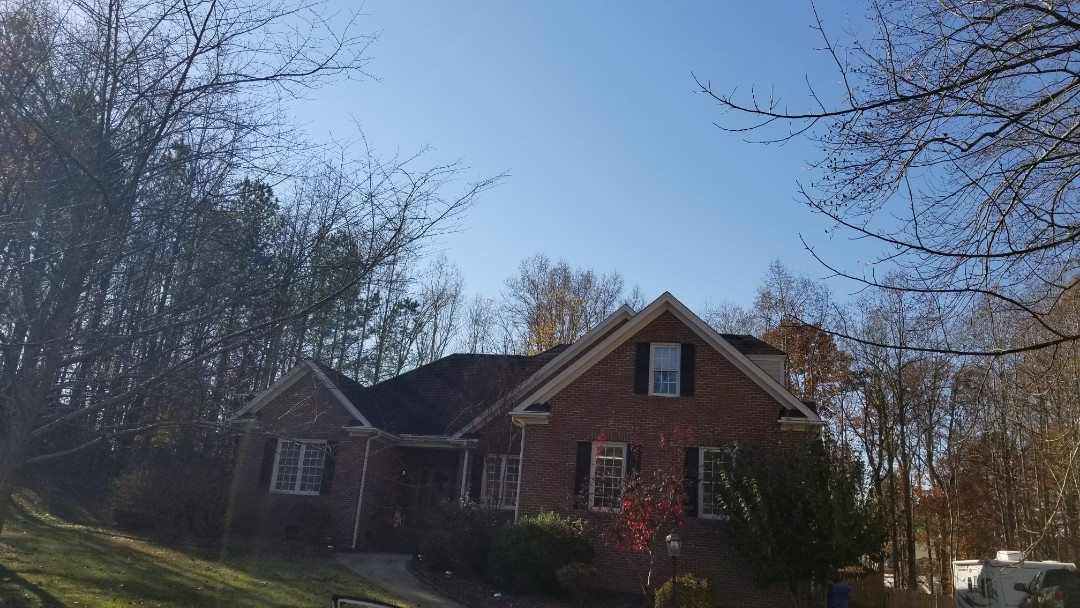 Wake Forest, NC - Providing free estimate for architectural shingle roof with lifetime warranty