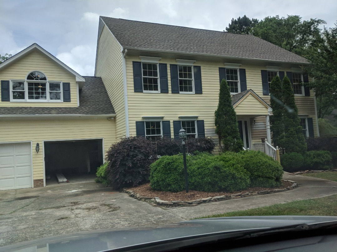 Durham, NC - Future project in Durham replacing a few aging failing Pella wood windows with new energy-efficient vinyl replacement windows