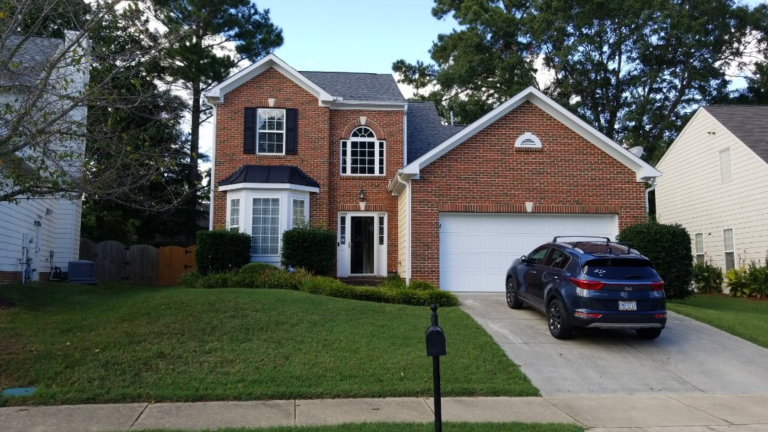 Raleigh, NC - Service request I checked for a door we installed a year ago