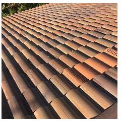 Rialto, CA - Re-felt tile roof