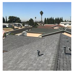 Chino, CA - New shingle roof in color Mountainside