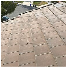 Rialto, CA - Re-felt tile roof