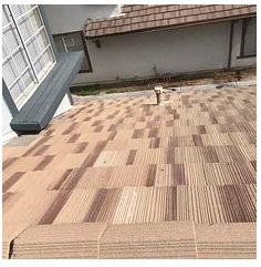 Colton, CA - Re-felt/tile repair
