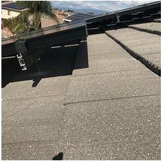 Corona, CA - Tile/Solar repair