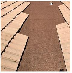 Moreno Valley, CA - Tile/ cricket repair