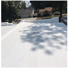 Riverside, CA - New TPO roof