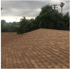 San Bernardino, CA - New comp roof in color Mojave