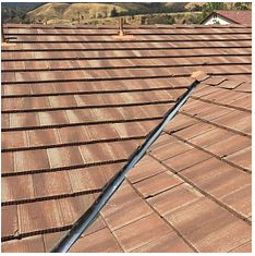 San Bernardino, CA - Re-Felt for tile roof