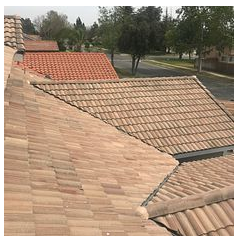Rialto, CA - Re-Felt for tile roof