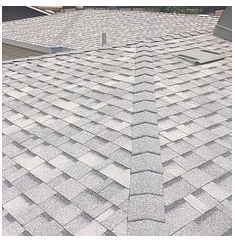 Highland, CA - New comp roof in color Sierra Grey