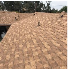 Corona, CA - New comp roof in color Mojave