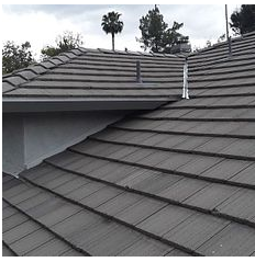 Loma Linda, CA - Re-Felt for tile roof