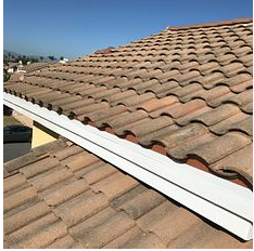 Fontana, CA - Re-felt for tile roof
