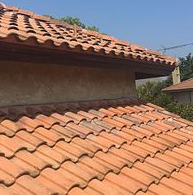 Riverside, CA - Re-Felt on tile roof