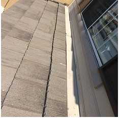 Chino Hills, CA - Re-Felt on using 30lb Fontana felt paper and existing Boral tiles