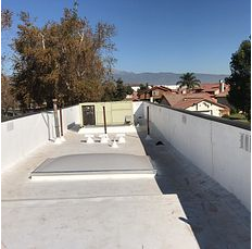 Ontario, CA - New TPO Roof using Versico/Carlisle 60 Mil TPO Membrane Roof System - Cool Roofing White