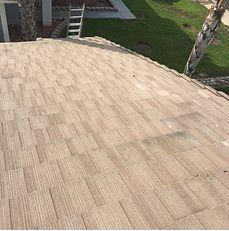 Moreno Valley, CA - Tile repair using 30lb Fontana Felt Paper and existing Boral tile