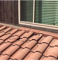 Moreno Valley, CA - Customer called in for a tile repair. After further review, our technician found there were a number of broken tiles and recommended tile maintenance.