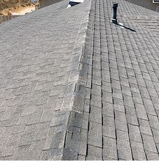 San Bernardino, CA - Customer wanted a new roof. After further review, our technician found the existing shingles were worn out.