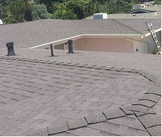 Loma Linda, CA - This is the final result of the new roof using Owens Corning Tru Def Duration Sure Nail Shingle Roof System in the color Night Sky.